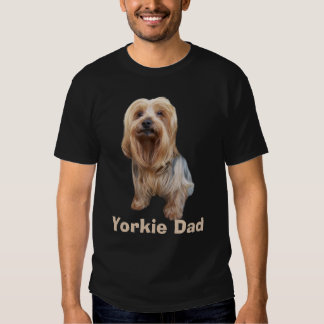 Yorkshire Terrier Dad Shirt
