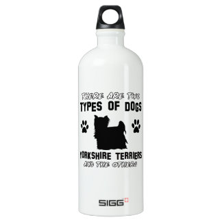 Yorkshire Terrier dog breed designs SIGG Traveller 1.0L Water Bottle