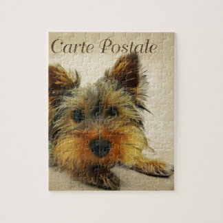 Yorkshire Terrier Dog Jigsaw Puzzle