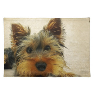 Yorkshire Terrier Dog Placemat