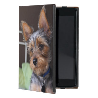 Yorkshire Terrier dog, yorkie cute mini ipad case