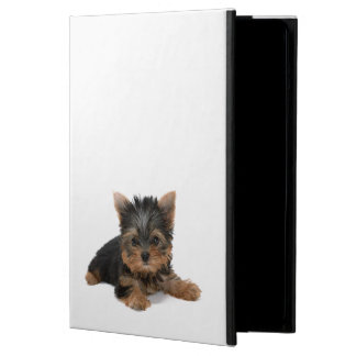 Yorkshire Terrier dog, yorkie puppy ipad air case