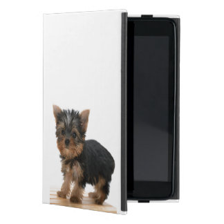 Yorkshire Terrier dog, yorkie puppy mini ipad case