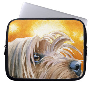 Yorkshire Terrier Electronics Bag Laptop Sleeves
