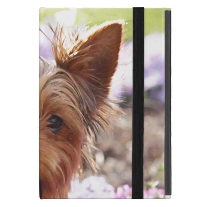 Yorkshire Terrier iPad Mini Cover | Zazzle Yorkshire Terrier 911