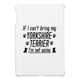 Yorkshire Terrier iPad Mini Covers