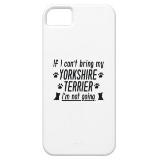 Yorkshire Terrier iPhone 5 Cover