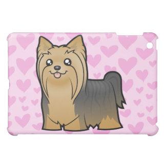 Yorkshire Terrier Love (long hair) add a pern iPad Mini Cover