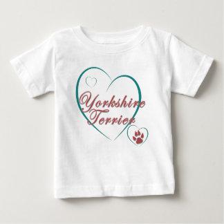 Yorkshire Terrier Love Tshirt