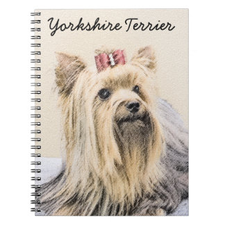 Yorkshire Terrier Notebooks