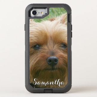 Yorkshire Terrier Otterbox phone OtterBox Defender iPhone 8/7 Case
