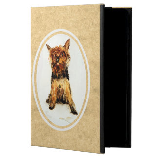 Yorkshire Terrier Painting iPad Air Cases