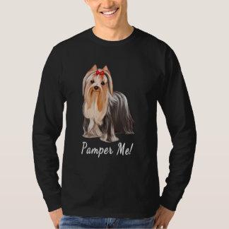 Yorkshire Terrier Portrait T-Shirt