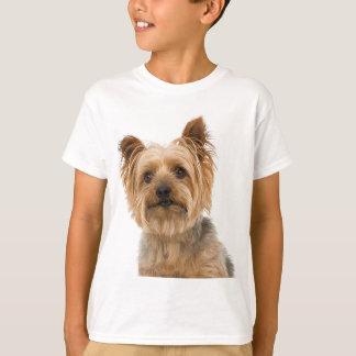 Yorkshire Terrier Puppy Dog Love Yorkies Kids T-Shirt
