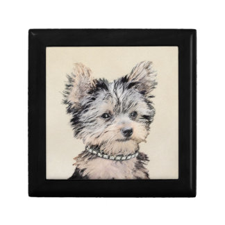 Yorkshire Terrier Puppy Gift Box