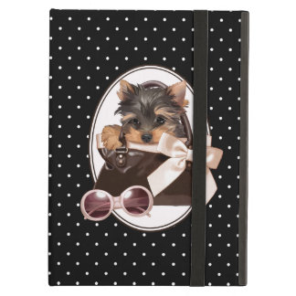 Yorkshire Terrier Puppy iPad Cover