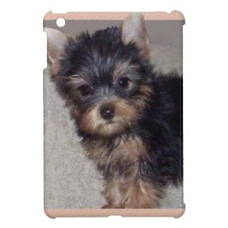 Yorkshire Terrier puppy iPad Mini Case