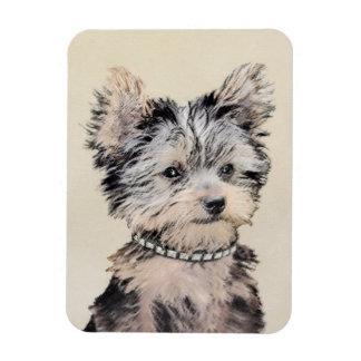 Yorkshire Terrier Puppy Magnet