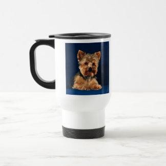 Yorkshire Terrier Puppy Travel Mug