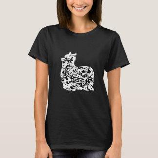 Yorkshire Terrier Silhouette T-Shirt