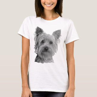 Yorkshire Terrier Stylized Image T-Shirt