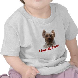 Yorkshire Terrier Todler T-Shirt
