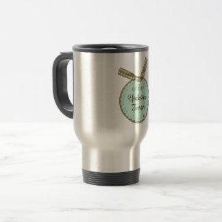 Yorkshire Terrier Travel Mug