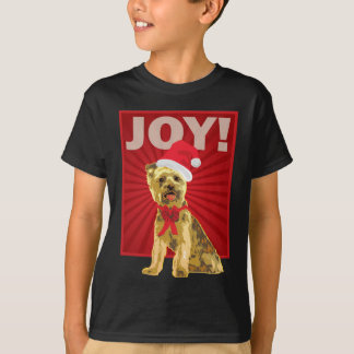 Yorkshire Terrier - Yorkie Santa Clause T-Shirt