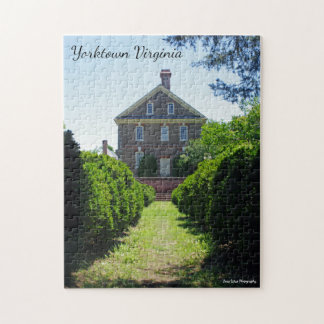 Yorktown Nelson House Jigsaw Puzzle