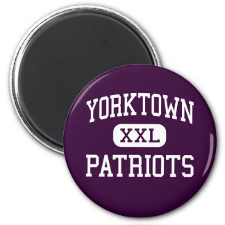 Yorktown - Patriots - High - Arlington Virginia Magnet