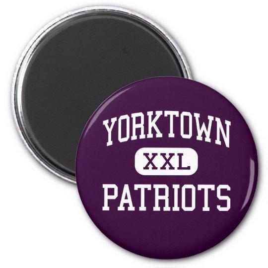 Yorktown - Patriots - High - Arlington Virginia Magnet