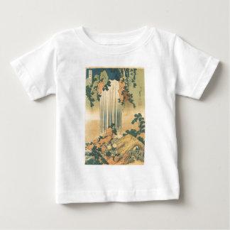 Yōrō Waterfall in Mino Province Baby T-Shirt