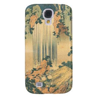 Yōrō Waterfall in Mino Province Galaxy S4 Cover