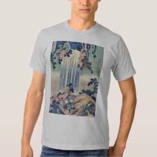 Yoro waterfall Mino Province by Katsushika,Hokusai T Shirt