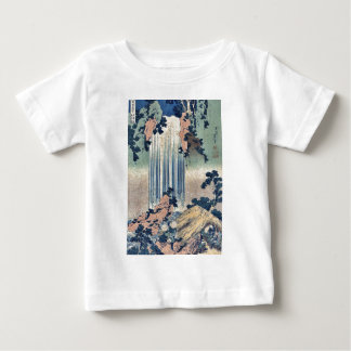 Yoro waterfall Mino Province by Katsushika,Hokusai T Shirts