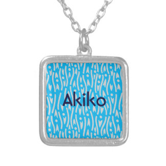 yoroke stripes necklaces