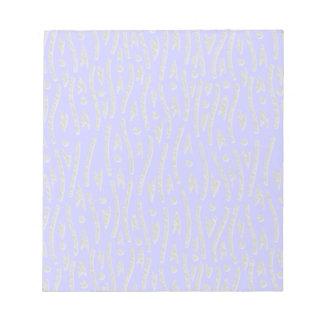 yoroke stripes scratch pads
