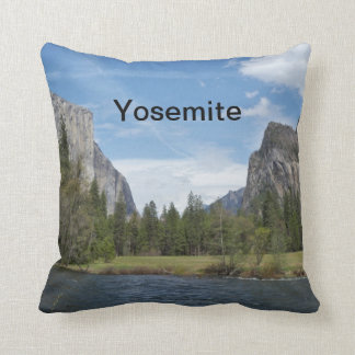 Yosemite American MoJo Pillow