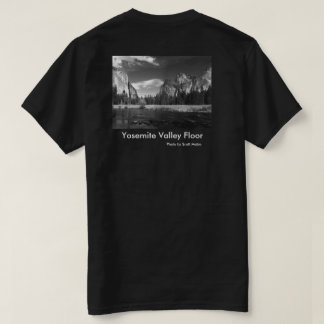 Yosemite and Mesa Verde pictures T-Shirt