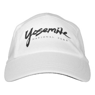 Yosemite Calligraphy Hat