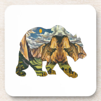 Yosemite Calls Beverage Coaster