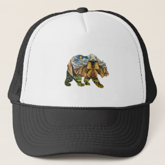 Yosemite Calls Trucker Hat