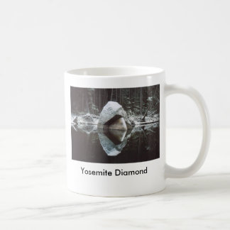 Yosemite Diamond Coffee Mug