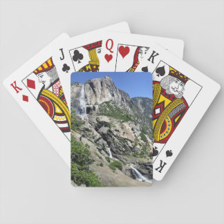 Yosemite Falls and Half Dome from Oh My Gosh Point Playing Cards