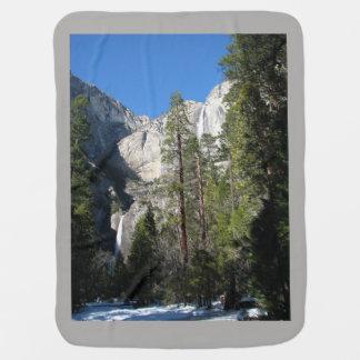 Yosemite Falls Baby blanket