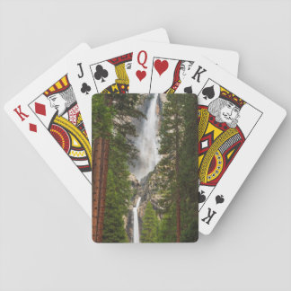 Yosemite Falls, California Playing Cards