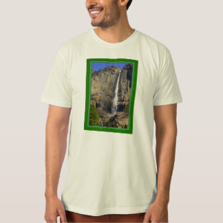 Yosemite Falls Framed T-Shirt