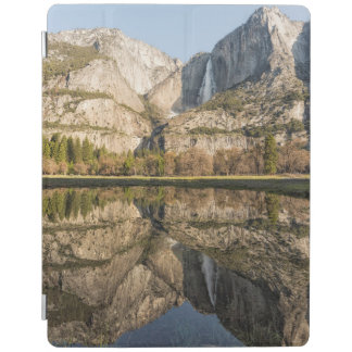 Yosemite Falls from Cooks Meadow Ipad Cover