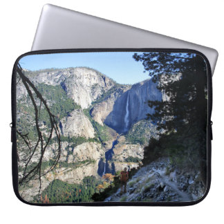 Yosemite Falls from the Four Mile Trail - Yosemite Laptop Sleeve