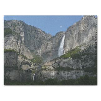 Yosemite Falls III from Yosemite National Park Tissue Paper